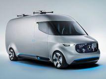 Mercedes-Benz Vision Van Concept - 2016