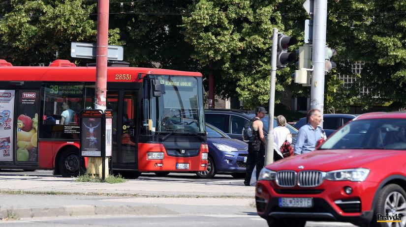 ac0c92d95 Pre summit bude v piatok jazdiť MHD s obmedzeniami - Regióny - Správy -  Pravda.sk