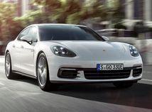 Porsche Panamera 4 E-Hybrid - 2016