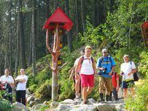 vysoké tatry, turista, turisti, cestovný ruch, dovolenka,