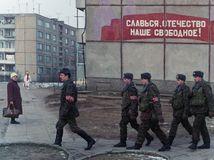 Vilnius, vojenské patroly, armáda