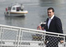 bratislavský summit, Alexis Tsipras