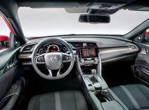 Honda Civic Hatchback - 2016