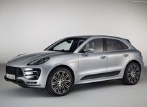 Porsche Macan Turbo Performance Package - 2016