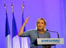 Le Penová, prezidentské voľby