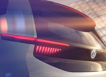 VW - koncept elektromobilu pre Paríž 2016