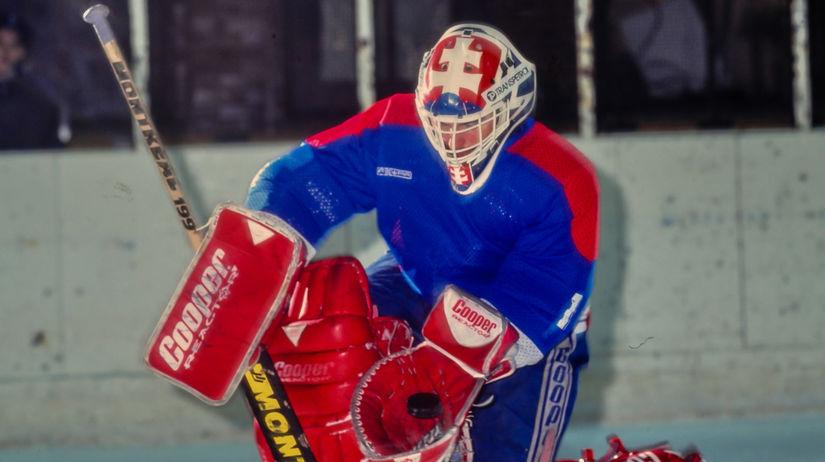 c81a711d7dd77 Halák potvrdil, že je špičkový brankár, tvrdí hrdina spred 20 rokov -  Ostatné - Hokej - Šport - Pravda.sk