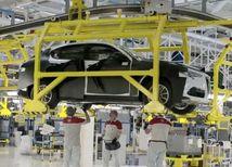 Alfa Romeo Stelvio - montáž