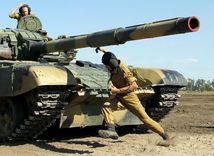 Ukrajina v otázke kontroly nad hranicou s Ruskom v Donbase ustúpila