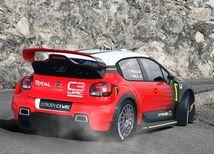 Citroën C3 WRC Concept - 2016