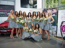Dvanástka finalistiek súťaže Miss Universe SR 2016