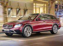 Mercedes-Benz E All-Terrain - 2016