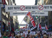 TTIP, protesty