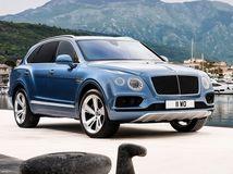 Bentley Bentayga Diesel - 2016