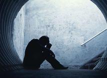depresia, deviácia, úzkosť, smútok, nešťastie