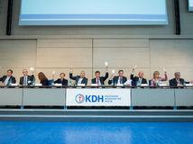 KDH, mimoriadny snem