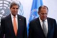 Sergej Lavrov, John Kerry