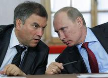 Putin presúva ťažké figúry