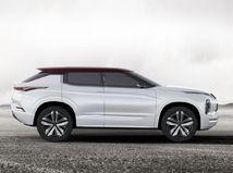Mitsubishi GT-PHEV Concept - 2016