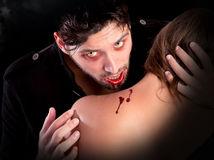 upír, krv