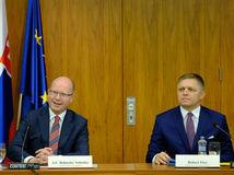 Bohuslav Sobotka, Robert Fico