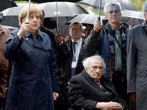 Max Mannheimer, Angela Merkelová, holokaust
