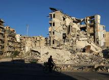 Rusko je pripravené vetovať rezolúciu OSN o sankciách voči Sýrii