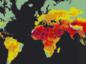 mapa znečistenia, who