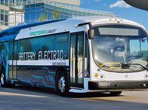 Proterra Catalyst E2 - elektrický autobus