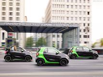 Smart Electric Drive - 2016