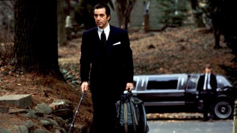 95a553476f Televízne tipy Pravdy  Vôňa ženy s Al Pacinom aj Krátky film o láske ...