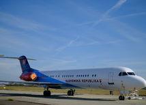 Fokker 100, vládny špeciál