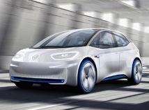 VW ID Concept - 2016