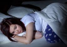 spánok, posteľ, nespavosť