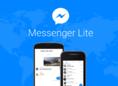 Facebook, Messenger, Messenger Lite, sociálna sieť