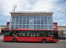 autobus, mhd, šofér, železničná stanica Nové mesto