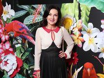 Medzi hosťami nechýbala ani speváčka Beáta Dubasová.