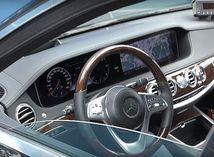 Mercedes-Benz S - facelift 2017