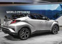 Toyota C-HR - 2016