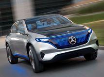 Mercedes-Benz Generation EQ Concept - 2016