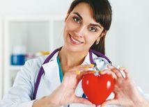 lekárka, doktorka, srdce, krv