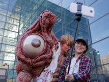 Comic Con, New York, kostým
