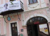 Dom, barónka, výstava, Hedviga Mária Szirmay
