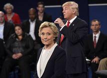 Hillary Clintonová, Donald Trump, televízna debata