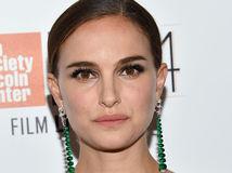 Herečka Natalie Portman predstavila film Jackie v New Yorku.