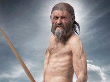 Ötzi, ľadový muž, Mistelbach