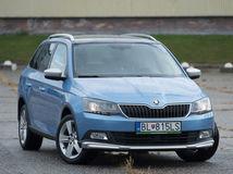 Škoda Fabia Combi Scoutline