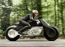 BMW Motorrad Vision Next 100 Concept - 2016