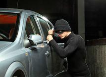 Krádeže áut