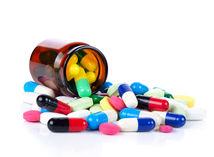 lieky, depresia, tabletky